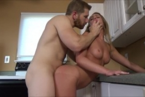 feleség és nagy fekete fasz